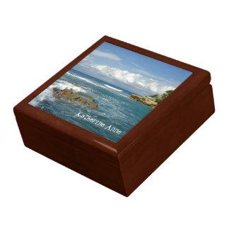 名前入りなLabadeeの海景 ギフトボックス