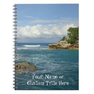 名前入りなLabadieの海景 ノートブック