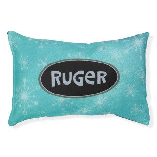 名前入りなRuger スモールドッグベッド