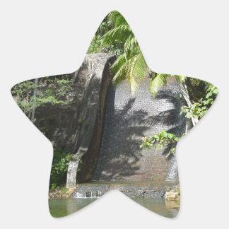 名前入りスタンプグアムFonte Dam.JPG 星シール