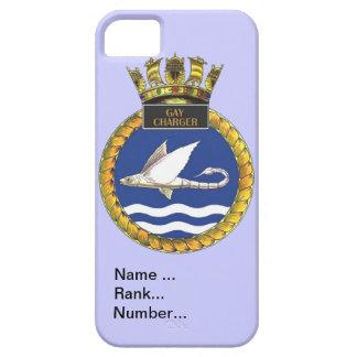 名前、ランク、数、HMSのゲイの充電器 iPhone SE/5/5s ケース