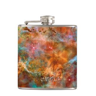 名前、Argo Navisの宇宙のイメージのカリーナの星雲 フラスク
