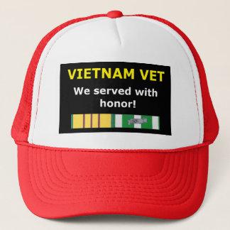 名誉と役立つベトナムの獣医-! キャップ