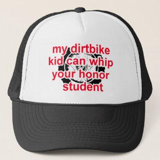 名誉学生の土のバイクのモトクロスの帽子の帽子 キャップ