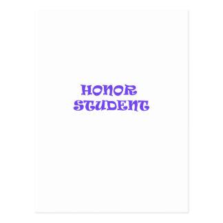 名誉学生 ポストカード
