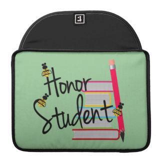 名誉学生 MacBook PROスリーブ