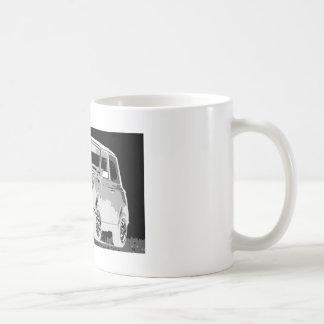 否定的な小型 コーヒーマグカップ