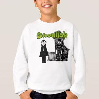 吸血鬼およびお化け屋敷 スウェットシャツ