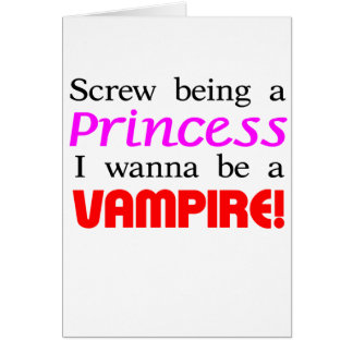 吸血鬼があるねじ カード