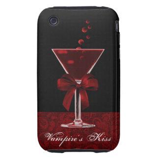 吸血鬼のキスのハロウィンのiPhone 3Gの場合 Tough iPhone 3 ケース