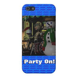 吸血鬼のビーチのパーティー! iPhone 5 カバー
