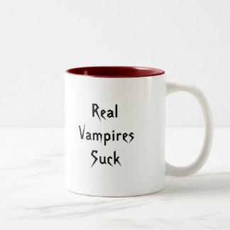 吸血鬼のマグ ツートーンマグカップ