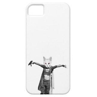 吸血鬼の子猫のキラー iPhone SE/5/5s ケース