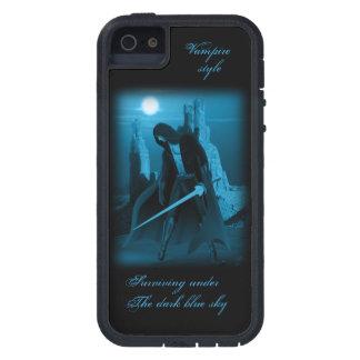 吸血鬼の戦闘機iPhone 5/5S、堅いXtreme iPhone SE/5/5s ケース