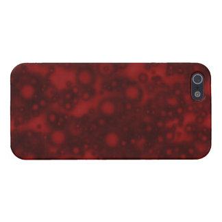 吸血鬼の泡 iPhone 5 カバー