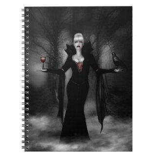 吸血鬼の渇きのカスタムのノート ノートブック