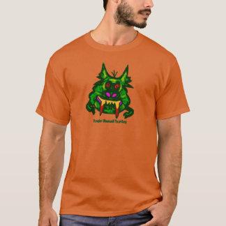 吸血鬼の狼人間のToadfrogのTシャツ Tシャツ