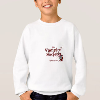 吸血鬼の社会 スウェットシャツ