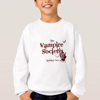 吸血鬼の社会-増加された現実のファッション スウェットシャツ