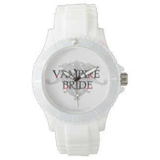 吸血鬼の花嫁の腕時計 腕時計