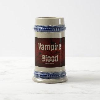 吸血鬼の血のマグ ビールジョッキ