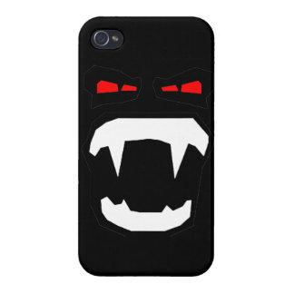 吸血鬼の顔 iPhone 4 COVER