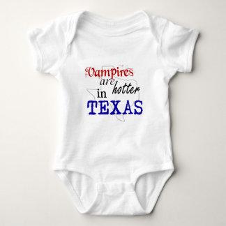 吸血鬼はテキサス州でより熱いです ベビーボディスーツ