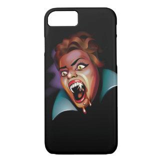 吸血鬼はiPhone 7の場合を吸います iPhone 8/7ケース