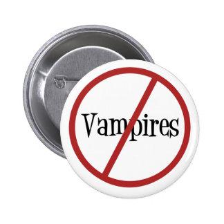 吸血鬼ボタン無し 5.7CM 丸型バッジ
