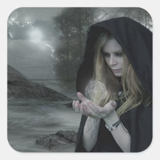 吸血鬼及び魔力 スクエアシール