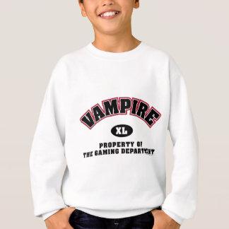 吸血鬼 スウェットシャツ