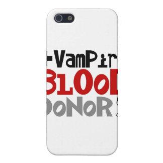 吸血鬼 血 提供者 iPhone 5 CASE