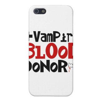 吸血鬼|血|提供者 iPhone 5 カバー
