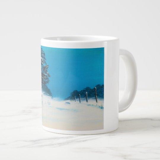 吹雪 ジャンボコーヒーマグカップ