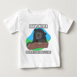 告白くまは何を言いますか。 ベビーTシャツ