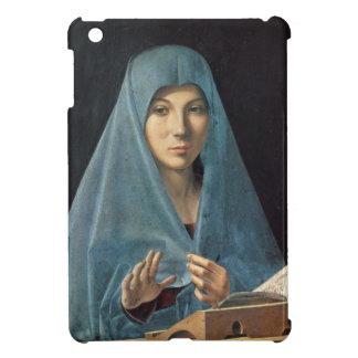 告知1474-75年(パネルの油) iPad MINIケース