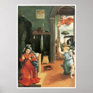 告知1534-35年 ポスター