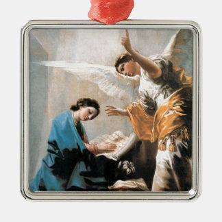 告知、フランシスコJose? de Goyaのファインアート メタルオーナメント