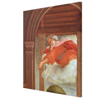 告知、c.1534-35 キャンバスプリント