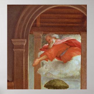 告知、c.1534-35 ポスター