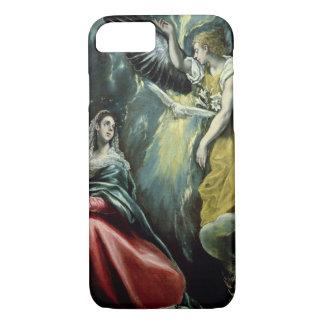告知、c.1575 (キャンバスの油) iPhone 8/7ケース