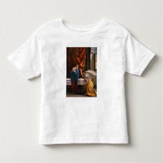 告知、c.1623 トドラーTシャツ