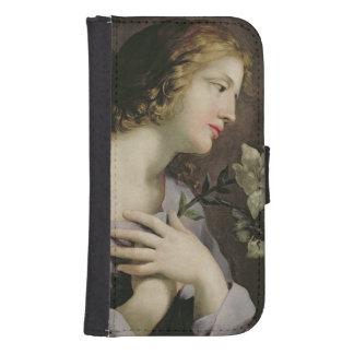 告知、c.1650の天使 ウォレットケース