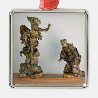 告知、c.1725 メタルオーナメント