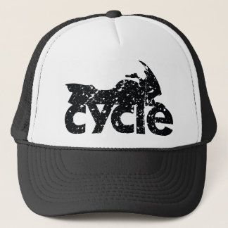 周期のブランドのグランジなロゴの帽子 キャップ