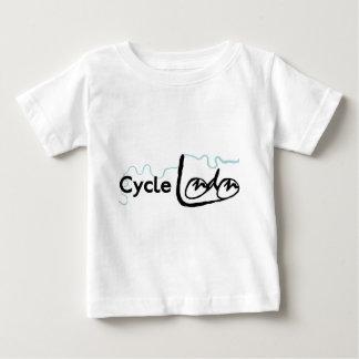 周期のロンドンのTシャツ ベビーTシャツ