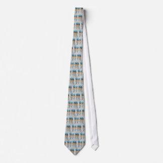周期の競争 オリジナルネクタイ