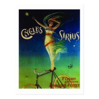 周期のSiriusの郵便はがき ポストカード