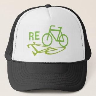 周期、自転車、リサイクル キャップ