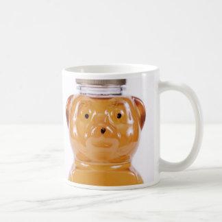 味方される金蜂蜜くまの顔2 コーヒーマグカップ